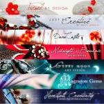 Shop banner and avatar for ..