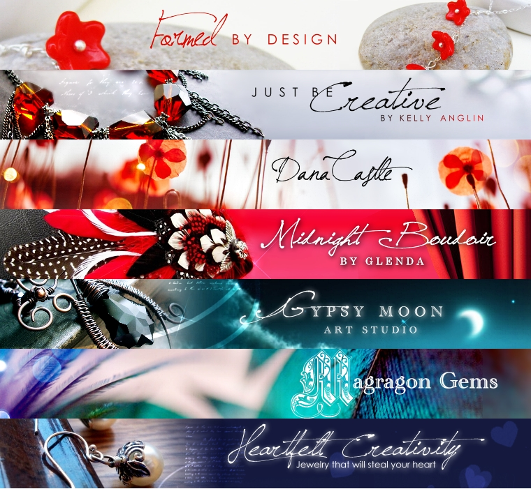Shop banner and avatar for luulla